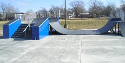Bloomington Skatepark