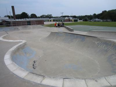 Jamestown Skatepark