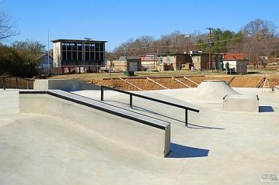 Oxford Skatepark