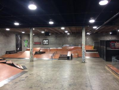 Sixth Avenue Indoor Skatepark