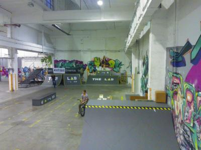 The Lab Indoor Skatepark