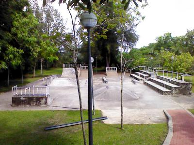 Miri City Skatepark