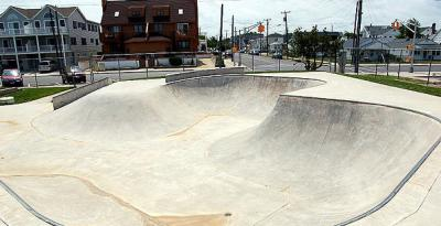 North Wildwood Skate Park