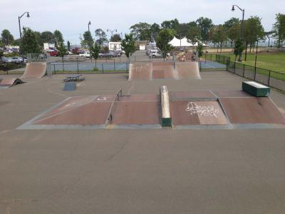 Norwalk Skatepark