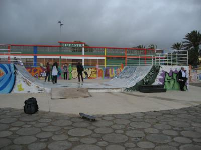 Telbe Mini Ramp