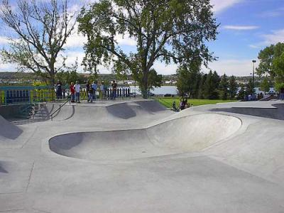 Great Falls Skatepark