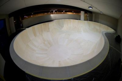 Bir Air Skateshop Bowl