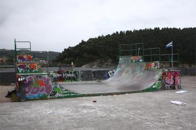 País Vasco Mini Ramp