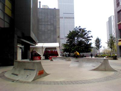 Fortune Center Skatepark